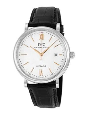 IWC Men's Swiss Automatic Watch