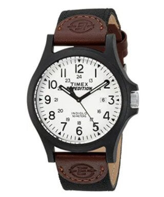 Timex Expedition White Dial Watch