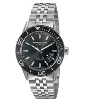 Raymond Weil Men's 'Freelancer'