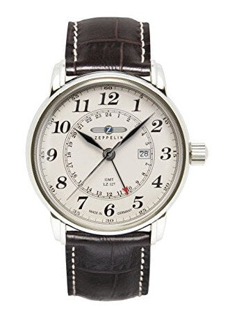 Zeppelin Men's 7642-5 LZ127 Count Watch