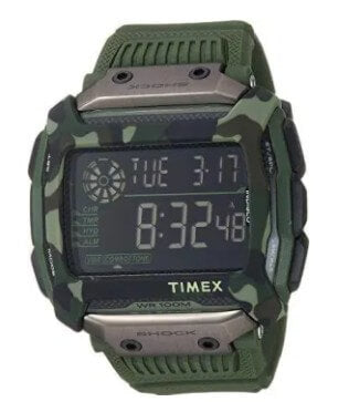 Timex Command.