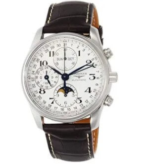 Longines Men's L2.673.4.78.3 Watch.