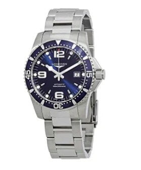 Longines HydroConquest Automatic Men's Watch.