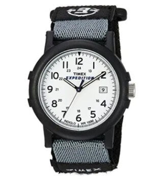 Timex Expedition Camper.