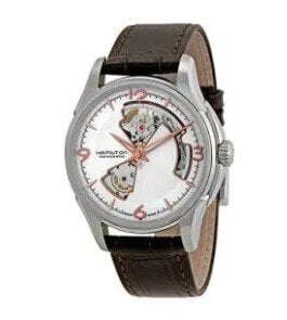 Hamilton Men's Jazzmaster Open Heart Watch