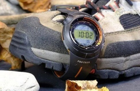 The altimeter on ABC watches makes them a top pick for mountain sports.