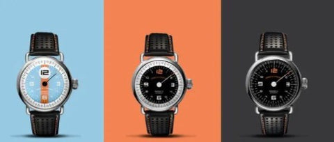 Ferro & Company Le Mans Inspired Racing Watch