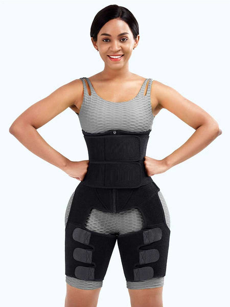 plus size waist and thigh trimmer