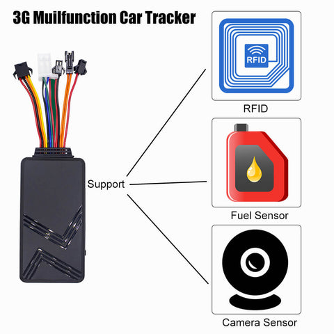 Car GPS Tracker Features