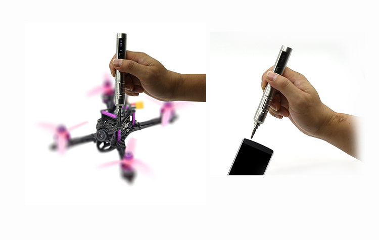 smart screwdriver for drone