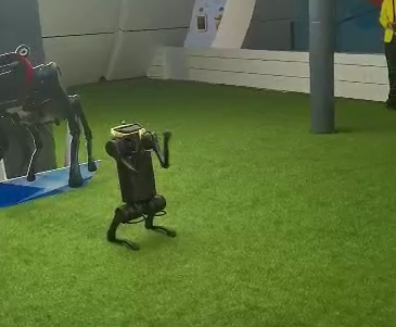ODRIVE Use in robot dog