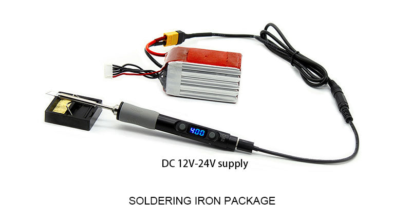 squre stained glass soldering iron