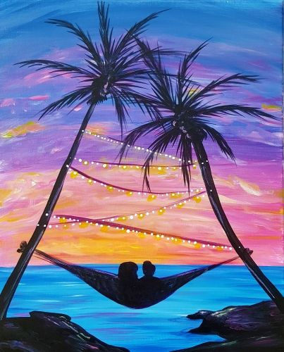 Easy Landscape Painting Ideas for Beginners, Easy Canvas Painting Ideas, Easy Sunset Paintings, Easy Landscape Paintings, Simple Acrylic Painting Ideas for Beginners