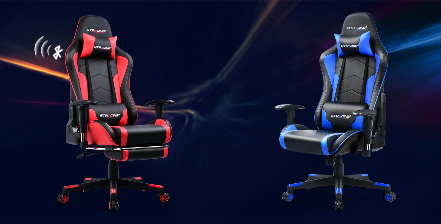 GT890MF-RED Gaming Chair Review