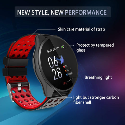 new Pingko smart watch