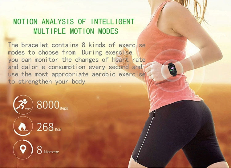 woman exercise with E04S Smart Watch series– PINGKO