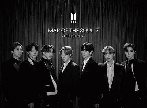 BTS MAP OF THE SOUL 7 MERCH- PARTYPARTYGO