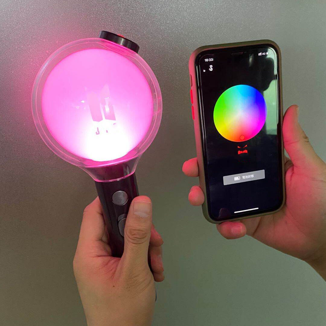 MAP OF THE SOUL Lightstick With Bluetooth