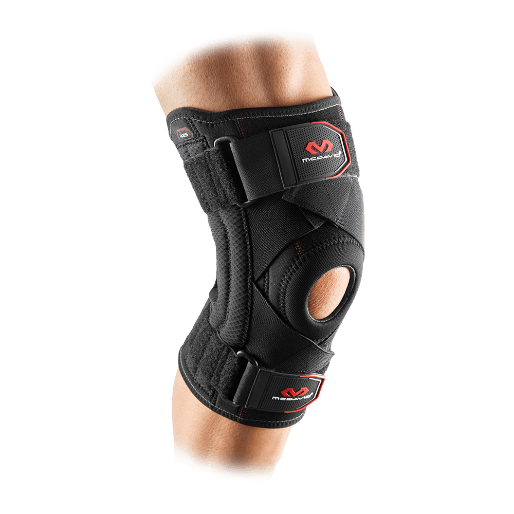 Knee Support w/Stays & Cross Straps - McDavid
