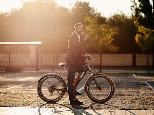 best electric bike from Turboant for commute