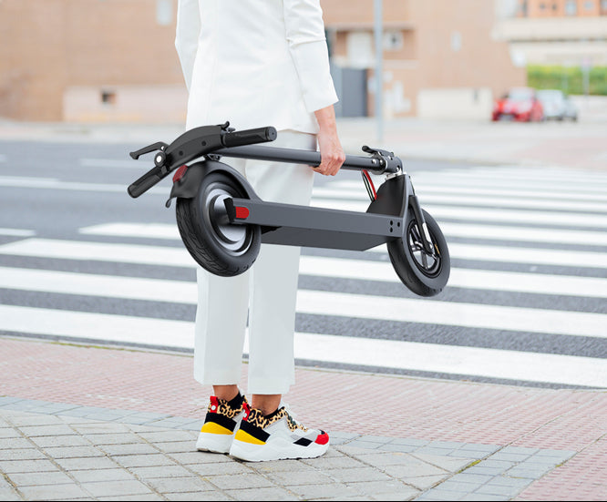 Turboant M10 Folding Electric Scooter, best for adult daily commute