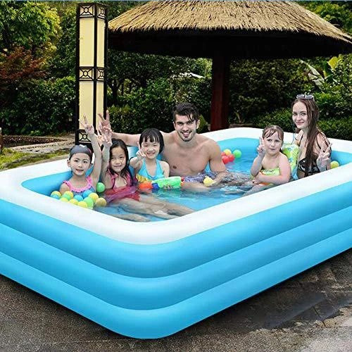 buy rectangular inflatable pool
