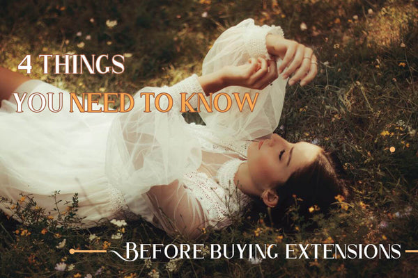 4 Things You Need To Know Before Buying Extensions