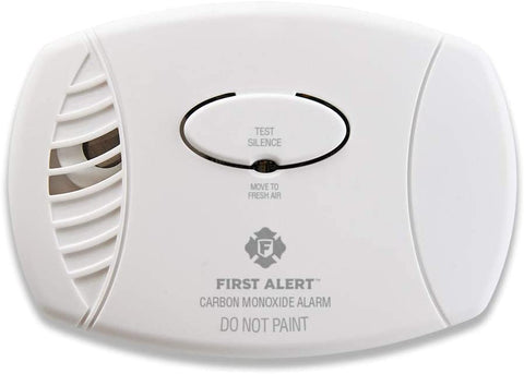 first alert co605 plug-in co detector