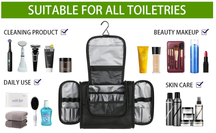 best travel toiletry bag|travel cosmetic bags|travel toiletry bag