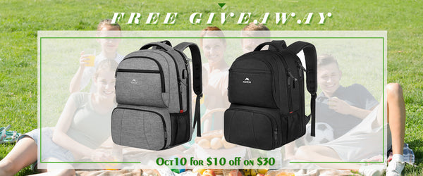 Free Lunch Box Backpack Giveaway + $10 OFF Sale