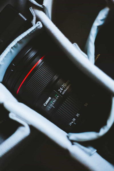 5 Top Tips for Traveling with Camera Equipment