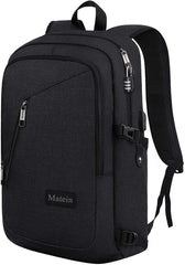Matein Slim Laptop Backpack|Lightweight Thin Laptop Backpack