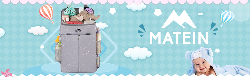 Matein Hanging Diaper Caddy