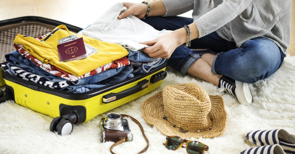 How to pack for a year abroad?