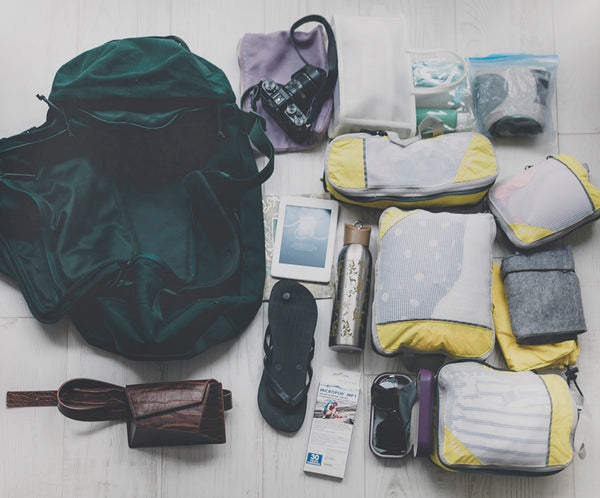 How to pack for a year abroad