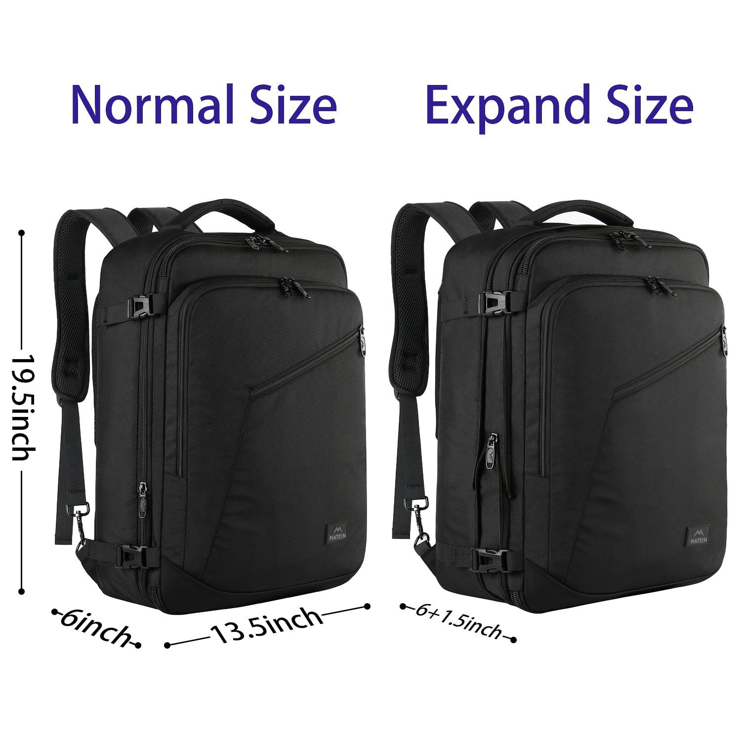 Matein Carry-on big Backpack