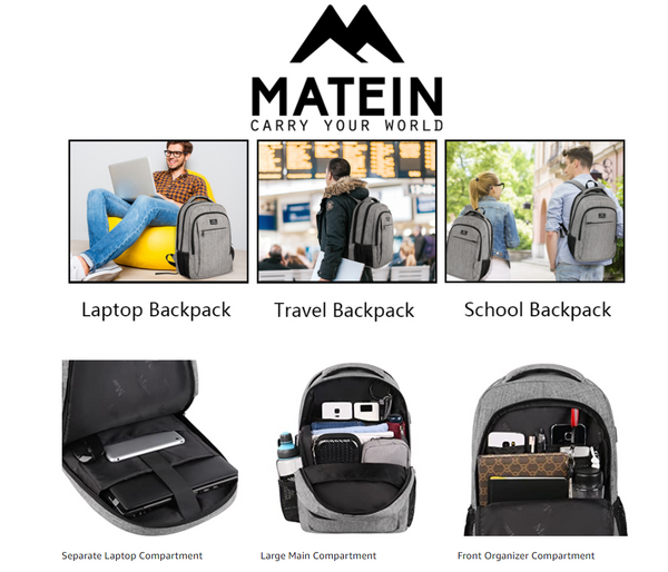 Matein Mlassic backpack