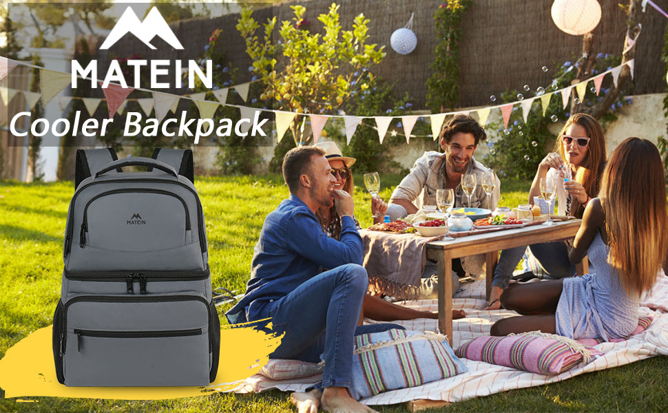 MATEIN Cooler Backpack