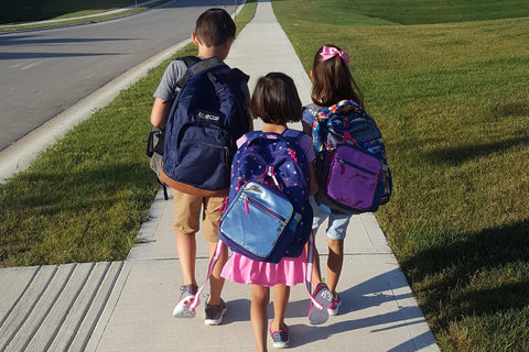 Are wheeled backpacks good for school?