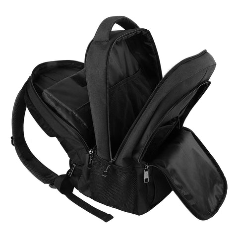 """Matein Mlassic Travel Laptop Backpack w/ USB Charging Port Fits 15.6"""" Laptop"""