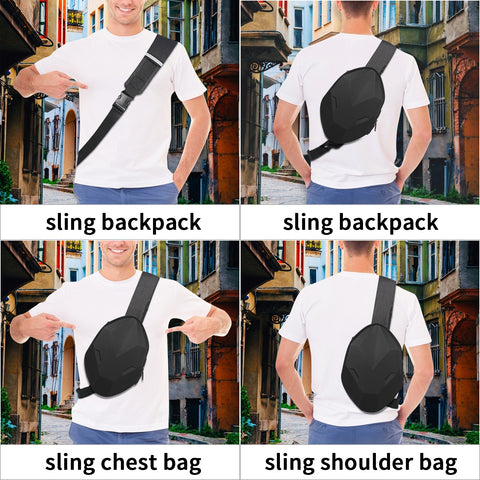 A Beginner's Guide to Wearing Sling Bag