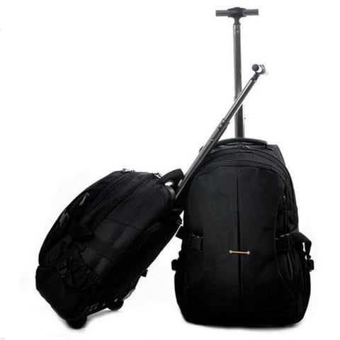 How to properly maintain the trolley bag?