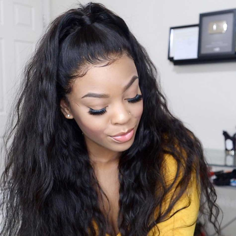 360 Lace Frontal Human Hair Wigs