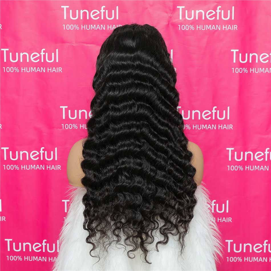 13x4 13x6 Loose Deep Wave HD Lace Front Wigs