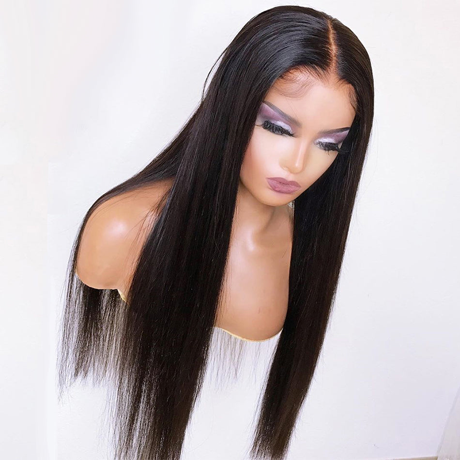 4x4 5x5 Lace Closure Wigs For Women