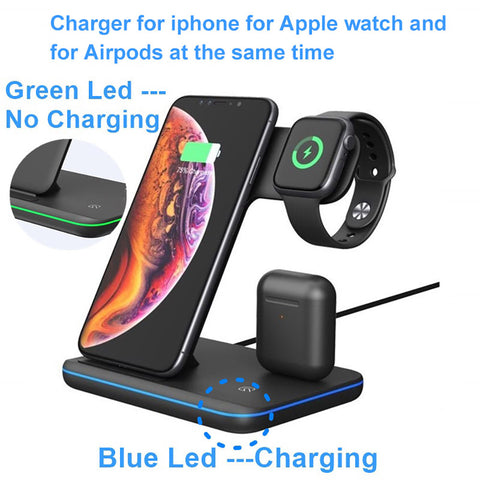 Multi Wireless Charger Stand
