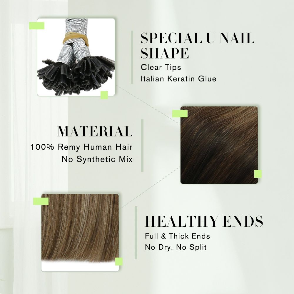 best qualityu tip hair extensions