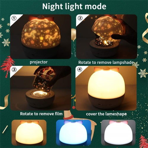 360 Rotation Starry Sky Projector - Buy 2 Free Shipping