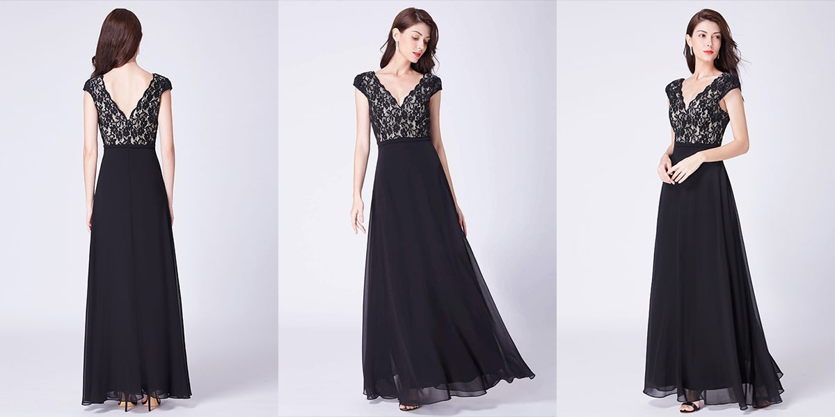 Maxi Long Evening Dresses for Women