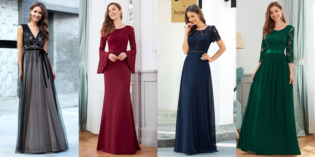 Current Trends for Mother of the Bride Dresses